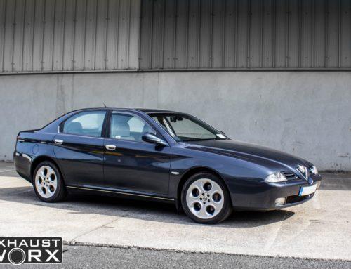 Alfa Romeo 166  V6